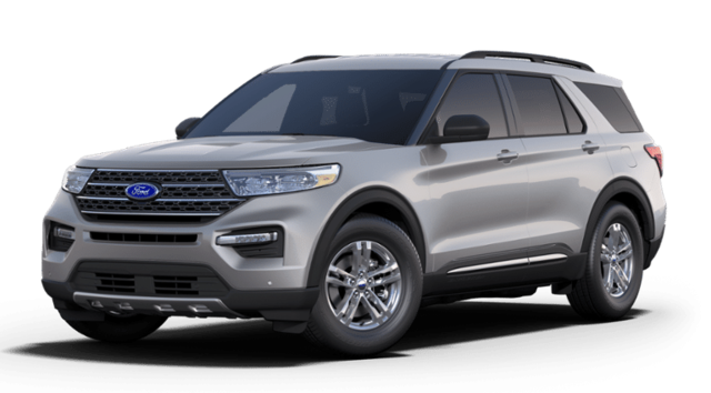 New 2020 Ford Explorer XLT SUV 1FMSK7DH6LGA49061 in Dade City, FL